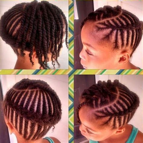 google black braided hairstyles children s braid styles black hair google search