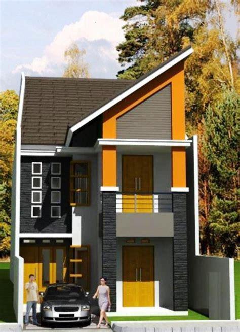 Karpet Lantai Yogyakarta desain rumah minimalis modern 2 lantai type 36 rumah