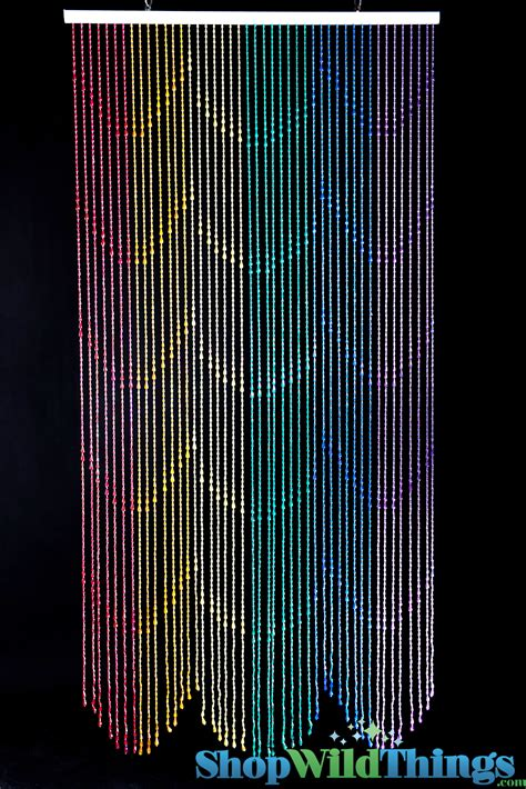 bead curtains pride beaded curtains rainbows curtains rainbow