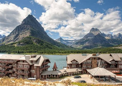 glacier inn the 25 best ideas about many glacier hotel on