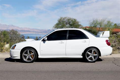 subaru 2004 custom 2004 subaru wrx sti custom sedan 189663