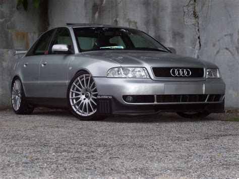 Audi A4 1 8 Turbo by View Of Audi A4 1 8 T Turbo Photos Video Features And