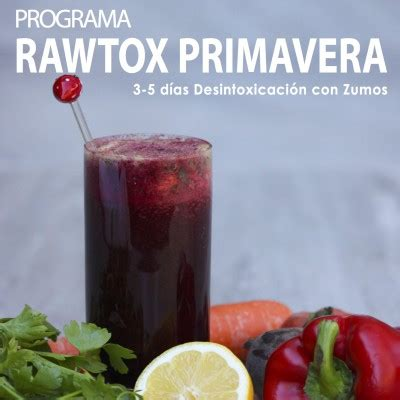 Programa Detox Ayurveda by Rawtox Primavera Carlotaeatmeraw Comcarlotaeatmeraw