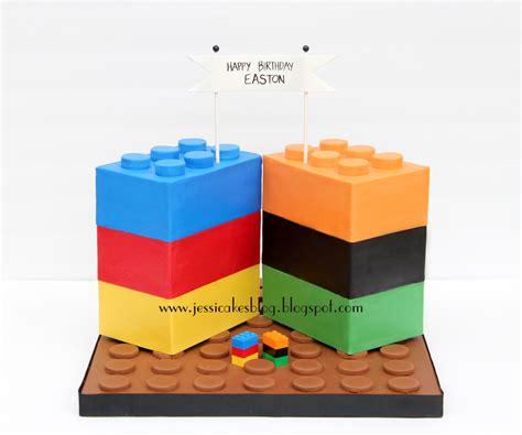 tutorial for lego cake lego cake cakecentral com