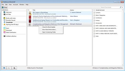 vitalsource bookshelf software informer screenshots