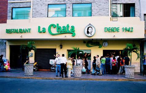 la chata la 8497343506 restaurante la chata en guadalajara turimexico