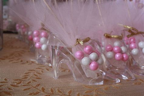 glass slipper favor 17 best images about glass slipper on