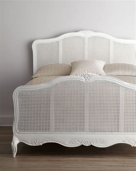 cane bed frame quot elliana quot queen cane bed