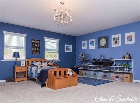 boys bedroom ideas home tour clean and scentsible