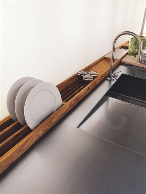 Kitchen Dish Rack Ideas | clever designs that reinvent the humble dish drying rack