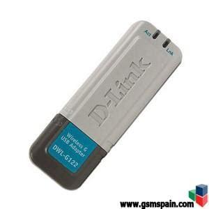 Wifi Usb D Link adaptador wifi usb d link g122