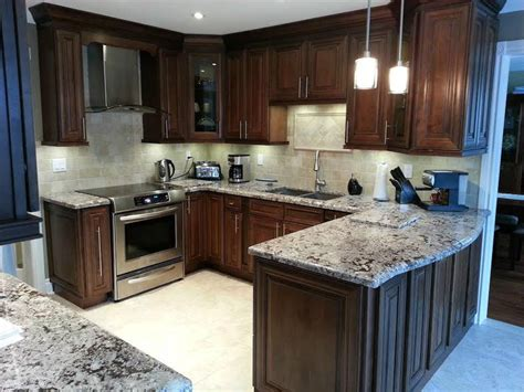 Granite Countertops Pickering by Granite Quartz Countertop Cabinets Countertops