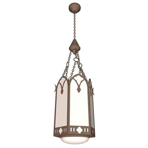 Church Pendant Light 3d Model Formfonts 3d Models Textures Church Pendant Lighting