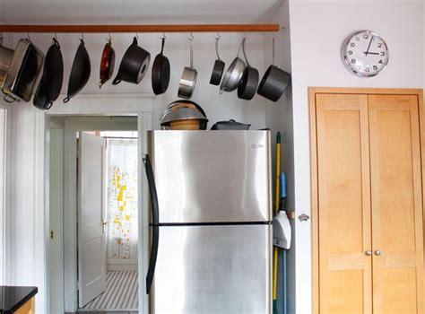 58 cool kitchen pots and lids storage ideas digsdigs 58 cool kitchen pots and lids storage ideas digsdigs