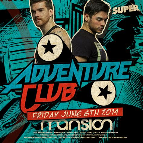 whatever floats your boat america adventure club at mansion nightclub miami june 6th the