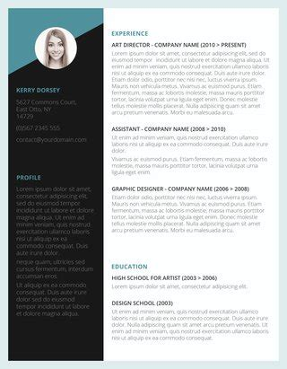 125 Free Resume Templates For Word Downloadable Freesumes Winning Resume Templates