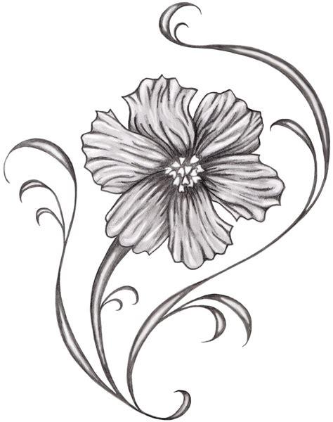 october flower tattoo cosmos flower tattoos flower