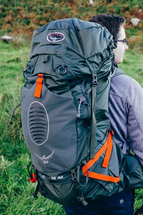 Osprey Atmos 65 Ag osprey atmos ag 65 review hikersblog