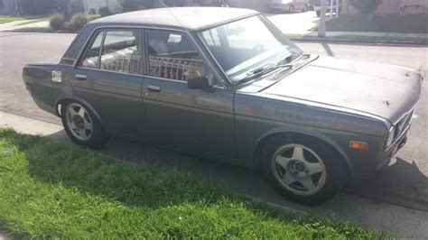 datsun 510 for sale los angeles 1971 datsun 510 4 door for sale by owner in los angeles