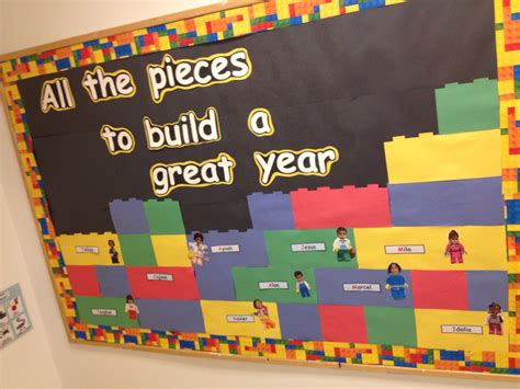 themes in college lego back to school bulletin board bulletin boards
