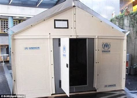 ikea flat pack shelter ikea to produce 10k flat pack refugee shelters for un