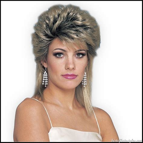 80s Hairstyles by 80s Hairstyles For Hair All Hairstyle Retro 80 S