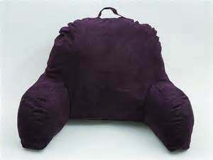 pillows to prop you up in bed purple bedrest reading pillow bed back support watch tv