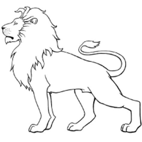 Little Lion Coloring Pages L L L L L L L L L