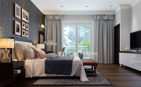 dark hardwood floors in bedroom tuananh eke s dark wood floors heavily styled modern