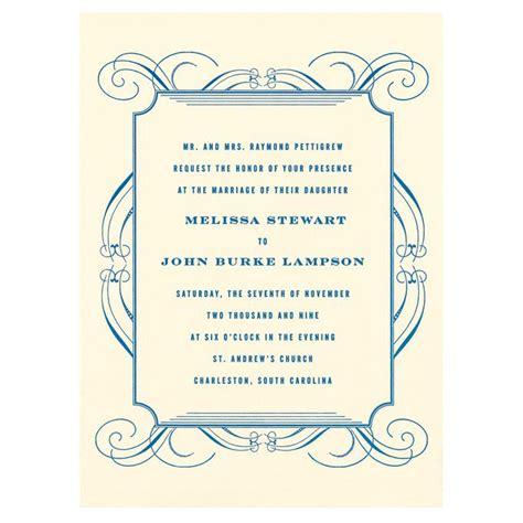 1930s wedding invitation wording vintage 1920s and 1930s wedding inspiration