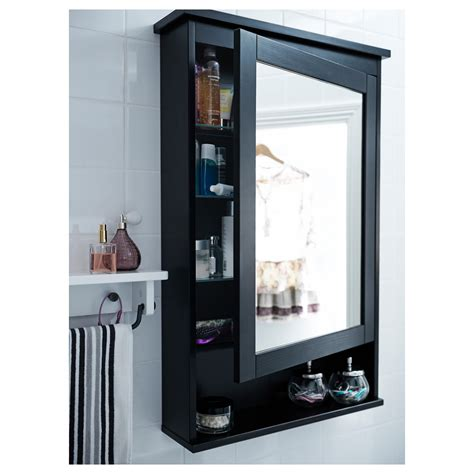 black bathroom mirror cabinets mirror ideas
