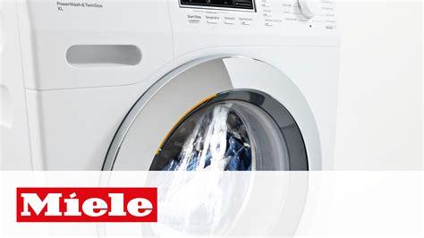 miele w1 waschmaschine weltpremiere die neue miele waschmaschine w1