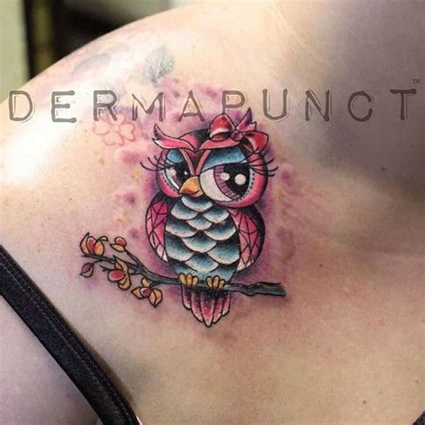 owl tattoo es dermapunct tattoo s photo tattoo ideas pinterest