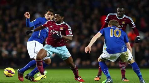 west ham vs leicester city 20 all goals amp highlights