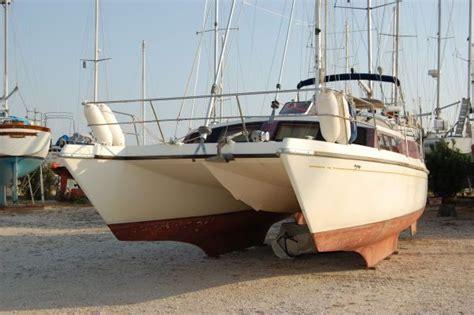 prout quest catamaran for sale 1988 prout quest 33cs boats yachts for sale