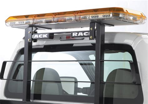 back rack light bar backrack accessories