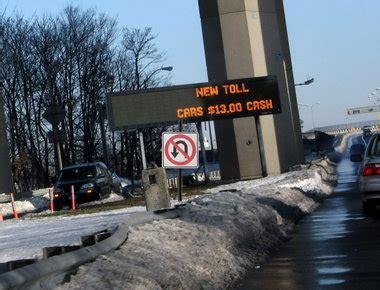 robbery at the verrazano narrows bridge...and it's