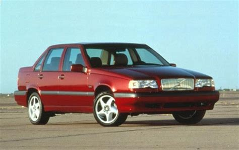 1995 volvo 850 sedan 1995 volvo 850 information and photos zombiedrive