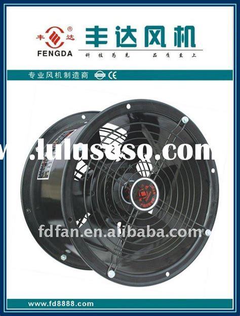 high powered window fan window power industrial exhaust fans with white color for