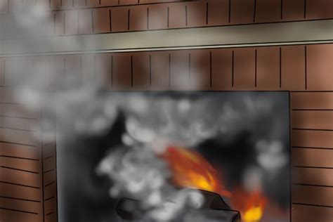 Fireplace Not Drawing by How To Smoke Test A Chimney