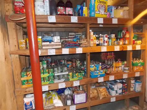 large family organization tips the pantry for