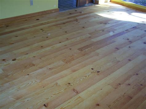 Knotty Pine Lumber Reclaimed Wood Flooring Antique Recycled Wood Flooring