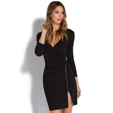 dress pattern front zipper zipper front wrap dress shoedazzle