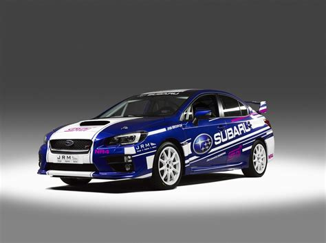 subaru car 2015 2015 subaru wrx sti rally car revealed biser3a