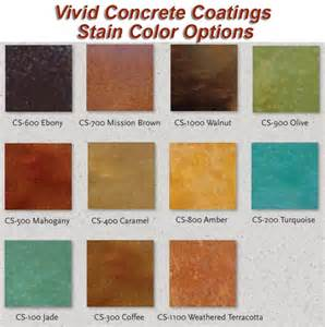 concrete acid stain colors how to acid stain concrete