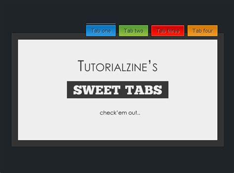 css tutorial tabs sweet ajax tabs with jquery 1 4 css3 tutorialzine