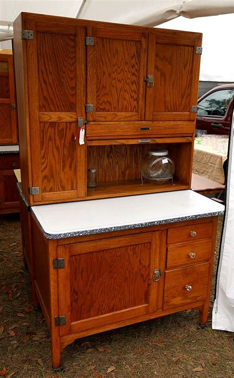 Hoosier Garage by Small Sellers Cabinet Hoosier Cabinets