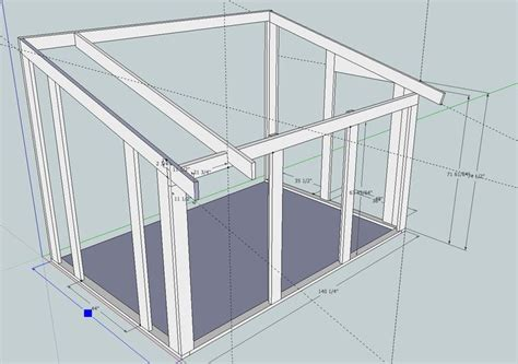 house framing plans sunroom design plans ok getting a little closer