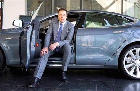 Tesla Motors Musk Elon Musk 171 Tesla Model 3 Avr 224 Volante E Controlli Da