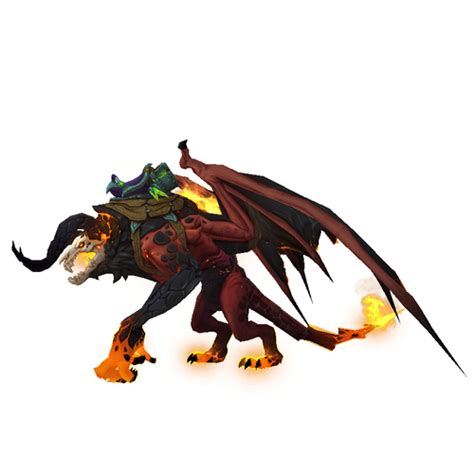 warcraft mounts antoran charhound